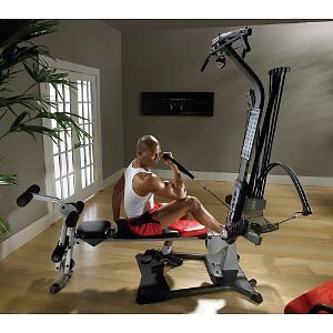 BowFleX BlaZe with  310 Pounds Upgrade gym weights exercise