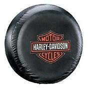 Harley Davidson Spare Tire Cover