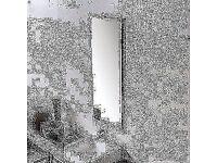 Calypso Stone White Split Face effect tiles (25cm x 60cm)