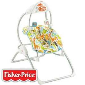 Fisher price swing