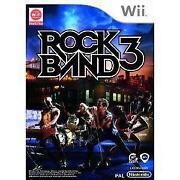 Wii Rockband