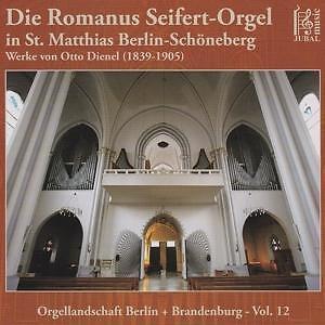 Die Romanus Seifert Orgel Bln-Schöneberg (2014), Neu OVP, CD
