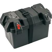 Power Station Marine Smart Battery Box w/State of Charge Meter