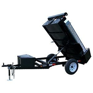 Contractor and Residential Dump Trailers Kawartha Lakes Peterborough Area image 2