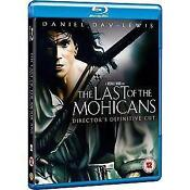 Last of The Mohicans Blu Ray