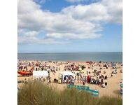 Caravan for hire hemsby Great yarmouth