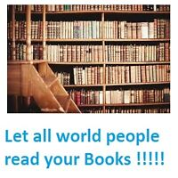 @@ We are Helping all Writers, We are the Best Book Marketer !