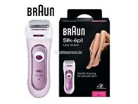 Braun Silk-epil LS5100 Battery Operated Lady Shaver BRAND NEW SEALED