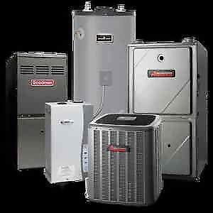 High Efficiency 96.1% Furnace Summer On Sale $1599 Installed