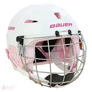 Girls Lil' Sport Bauer Multi Sport Helmet with Cage