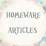 Homeware Articles