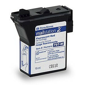 Pitney bowes  postage meter's ink for sale