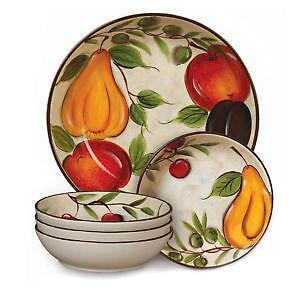 Pasta Bowl Set | eBay