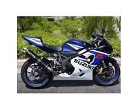 Looking for a gsxr 600 or r6 or summit