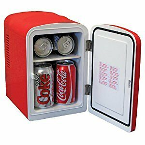 Mini Coca-Cola Bar Fridge