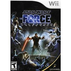 Wii Force Unleashed