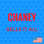 Chaney Sells It All