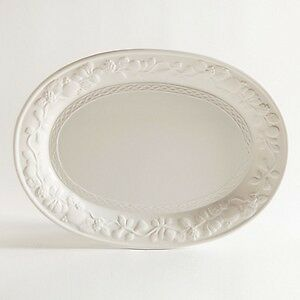 Gibson Home Fruitful 18.75-in. Oval Serving Platter