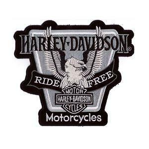 e1567d6d9 Harley Davidson Iron on Patches