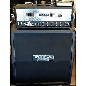 Mesa Single Rectifier, Stiletto 4x12 cab and road case