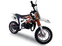 FUN BIKE 50cc childs bike.