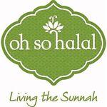 Oh So Halal