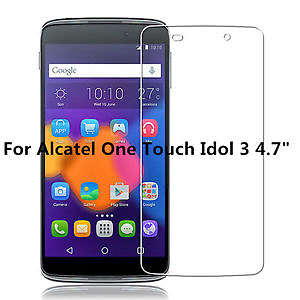 New Tempered Glass Screen Protector Film Guard For Alcatel One To