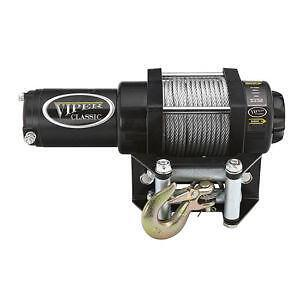 Rhino Hitch Adjustable >> Yamaha Grizzly 700 Winch | eBay