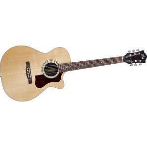 Guild Acoustic Cutaway Guitars