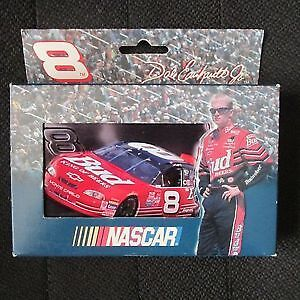 NEW Nascar 2000 Dale Earnhardt Jr.#8 Two Decks Of Cards In TIN