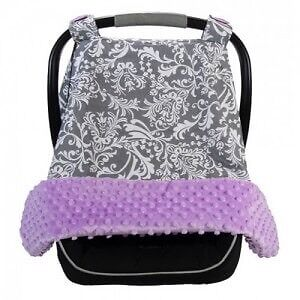 Carseat Canopy (car seat cover)