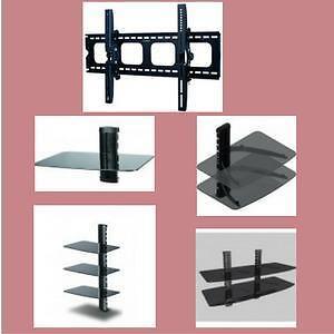 weekly promotion fixed tv wall mount bracket tilt tv. Black Bedroom Furniture Sets. Home Design Ideas