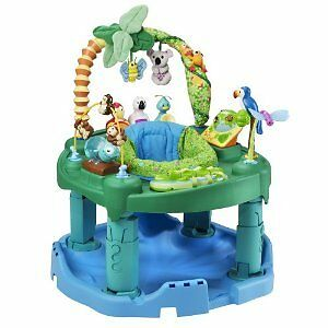 Exersaucer,Folds,Musical,Lights,Heights,Washable Padding,etc