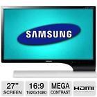 """Samsung 27"""" LED HDTV"""