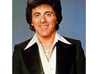 FRANKIE VALLI AND THE FOUR SEASONS - BLOCK C ROW G - MANCHESTER ARENA - THURS 27/04 - £115!