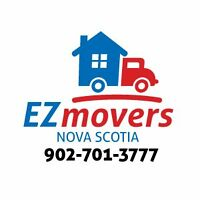 EZmovers Nova Scotia 902-701-3777