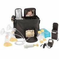 Medela electric 2 breast feeding pump on perfect condition !