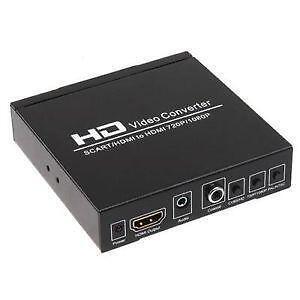 scart adapters video cables connectors ebay. Black Bedroom Furniture Sets. Home Design Ideas
