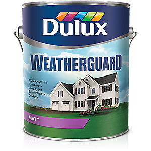 3 CANS OF NEW DULUX PAINT