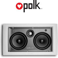 POLK AUDIO IN WALL CENTER CHANNEL (SCC) AT VISIONS ELECTRONICS