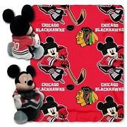 Mickey Mouse Throw Blanket