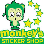 Monkey's Sticker Shop