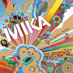 Mika-Life in Carbon Motion cd-Great condition