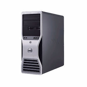 Gaming Nvidia 560 260GTX Dell HP 2x4Core Xeon T3500 Z400 i5Speed
