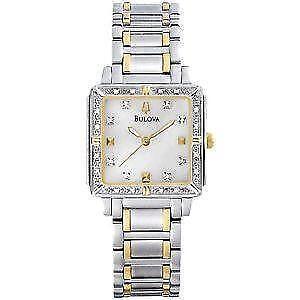 Bulova Ladies Watches Caravelle Diamond Vintage Ebay