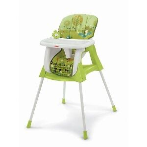 4 in 1 Fisher price high chair / chaise haute 4 en 1