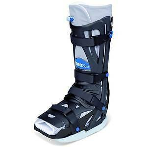 Large size vacocast podiatric injury leg and fracture ankle boots Maroubra Eastern Suburbs Preview