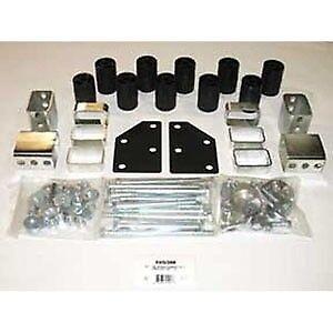 """1987-1995 Isuzu P/U 2/4WD (Manual Only)3"""" Body Lift Kit(PA1053M)"""