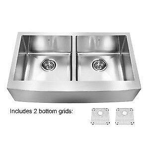 Kindred Farmhouse KCFD36B/9-10BG Kitchen Sink