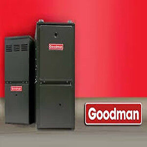 Lowest Prices on New Goodman Furnaces